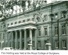 Royal College of Surgeons, London 1955